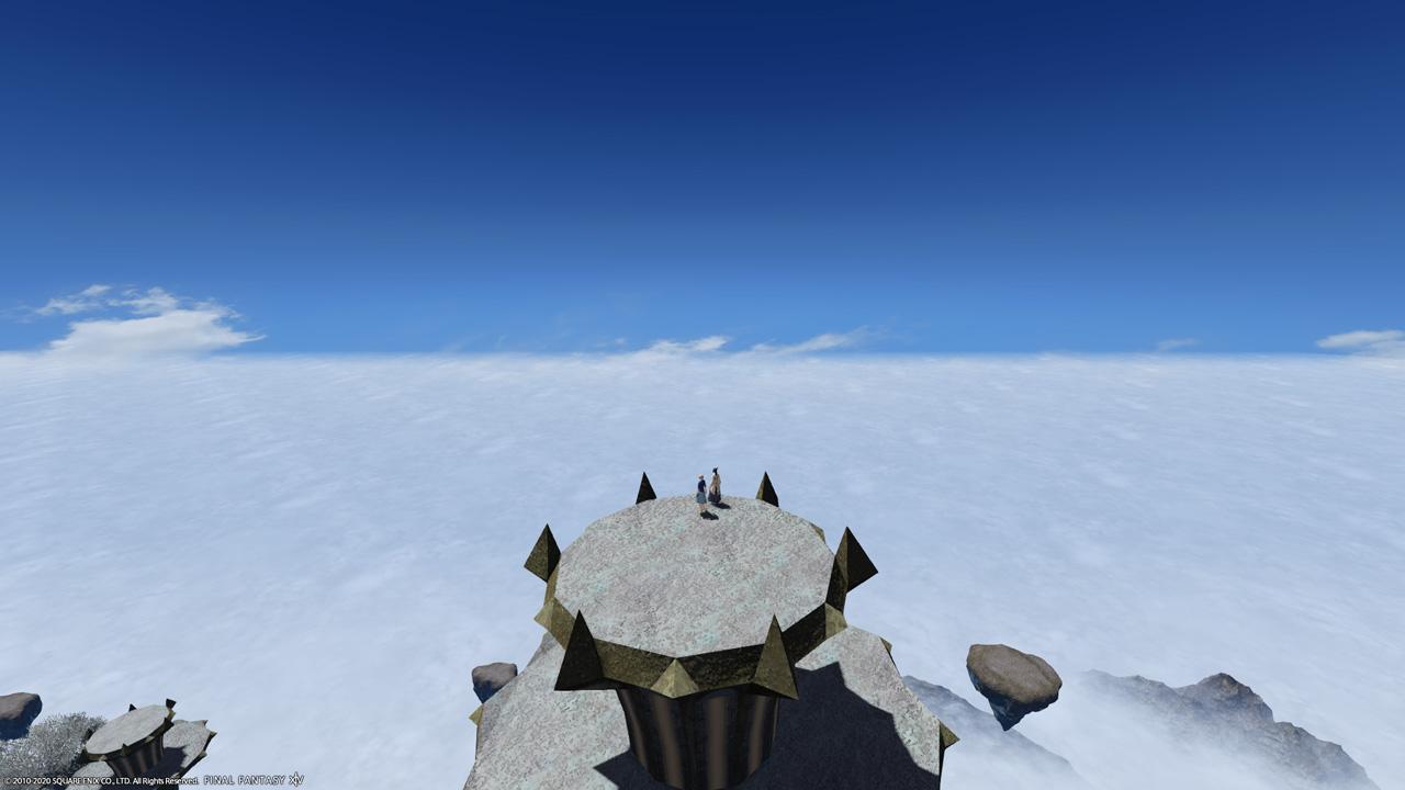 ドラヴァニア雲海